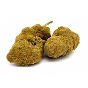 Moonrock 70% CBD - € / gramme